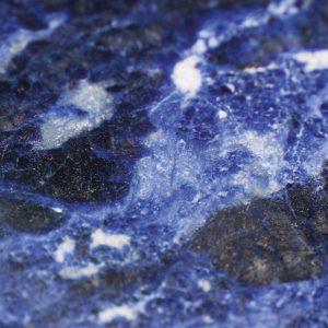 Naturstein Sodalite Blue