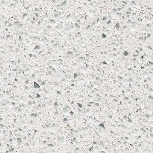 Quarzwerkstoff Blanco Stellar Stellar Snow
