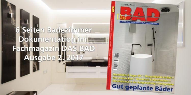 Strauß Badezimmer In Der Zeitschrift Das Bad